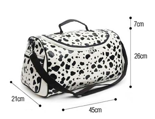 New Women Travel Tote Bag Gym Duffle Large Shoulder Bag Weekend ...